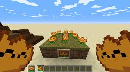 Fire Flower Orange Tulip Minecraft Texture Pack