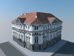 Wessel Palace Minecraft Map & Project
