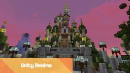 Unity Realms - Theme Parks & More Server Minecraft Server