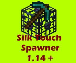 Silk Touch Spawner [ 1.15 ] Minecraft Data Pack