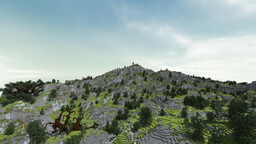 Mountain - by Erebos1000 Minecraft Map & Project