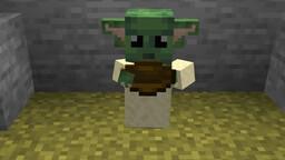 Baby Yoda Minecraft Data Pack