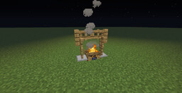 More Camping Minecraft Data Pack