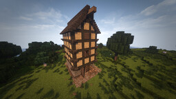 Medieval Warehouse [DOWNLOAD] Minecraft Map & Project