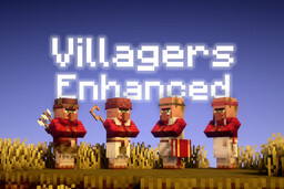 Villagers Enhanced [1.13 - 1.14] Minecraft Texture Pack