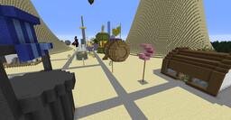 Bikini Bottom by ElectrifiedFury Minecraft Map & Project