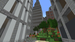 Freeverse - An Old World Full of Cities (Archived) Minecraft Map & Project