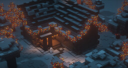 Holiday Silence Minecraft Map & Project
