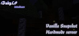 Dahy's Vanilla Snapshot Server 1.15 [Custom Textures!] Minecraft Server