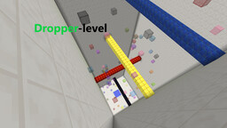Levels-map with MLG-Training [1.8] Minecraft Map & Project