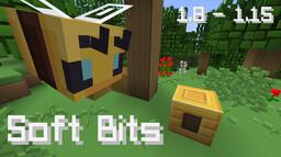 Soft Bits! | 1.8 - 1.16 Snapshots Minecraft Texture Pack
