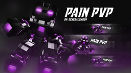 Pain PvP Texture Pack 1.8.7 Minecraft Texture Pack