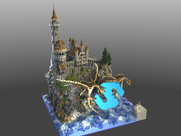 CreativeBD BuildCon Booth [w/ download] Minecraft Map & Project