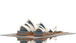 Repro - Sydney Opera House Minecraft Map & Project