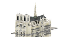 Repro - Notre-Dame Cathedral Minecraft Map & Project