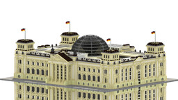 Repro - Reichstag Minecraft Map & Project