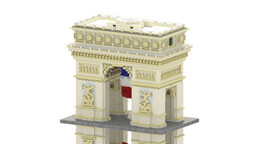 Repro - Arch of Triumph Minecraft Map & Project