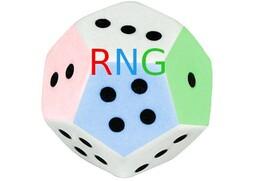 math.random (Random Number Generator) Minecraft Data Pack