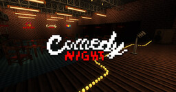Comedy night in Minecraft Minecraft Map & Project
