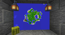 Geekys Island Minecraft Map & Project