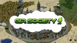 Gir-Society | Survival Towny & More | Friendly Community Minecraft Server