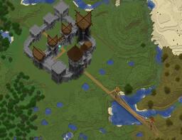 The-10th-Planet 1.15.2 Towny Server Minecraft Server