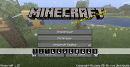 HD Logo[1.15] Minecraft Texture Pack