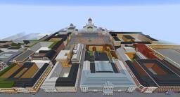 Helsinki City Center (1:1 scale) Minecraft Map & Project