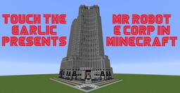 Mr. Robot - E Corp Minecraft Map & Project
