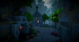 The Necropolis Minecraft Map & Project