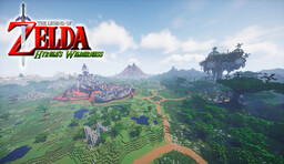 The Legend of Zelda: Hyrule's Wilderness Minecraft Map & Project