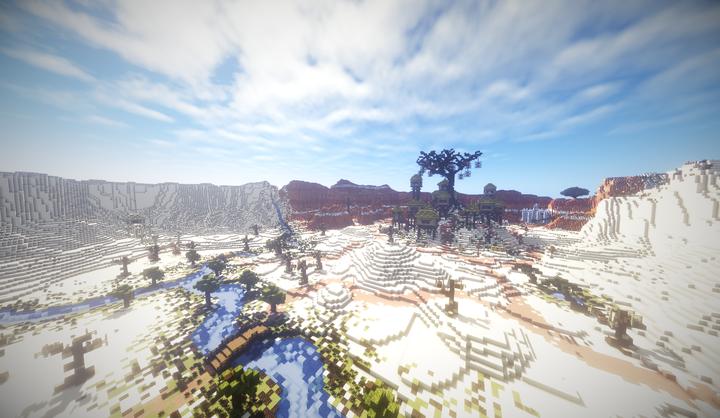 2nd part of the Desert