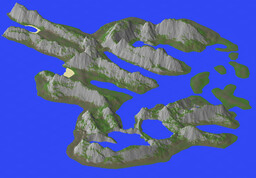 FJORD Minecraft Map & Project