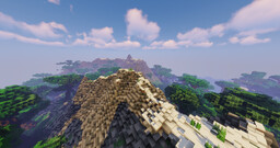 Island of Etial 1.5k x 1.5k Minecraft Map & Project