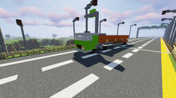 Fuso dumptruck Minecraft Map & Project