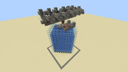 Fully Automated Sea Pickle Farm Minecraft Map & Project