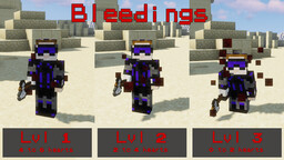 GoreMod : blood for every one ! Minecraft Data Pack