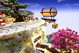 CloudLand ◄{ 1.16.1  }► Home of the Fun Minecraft Server