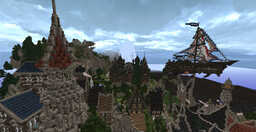 Antrax Minecraft Map & Project