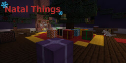Natal Things v1.3 (1.15) DEMO Minecraft Texture Pack