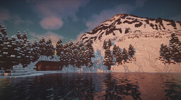 A Day on the Slopes Minecraft Map & Project