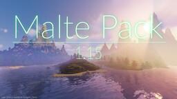 Malte Pack 1.15 [3D] Minecraft Texture Pack