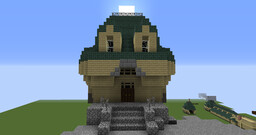 Aunt Josephine's House Minecraft Map & Project