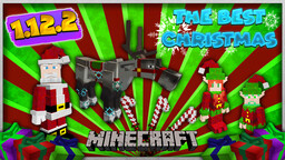 THE BEST CHRISTMAS MOD 1.14.4 and 1.12.2 Minecraft Mod