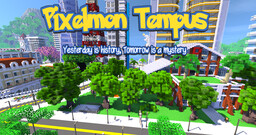 Pixelmon Tempus Minecraft Map & Project