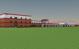 Harns Marsh Middle School Remastered Minecraft Map & Project