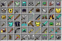 Visual Enchantments Minecraft Texture Pack