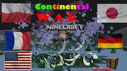 Continental War WW2 Minecraft Mod