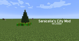 [1.12.2][Forge] Sarcalia's City Mod - v1.12.2-0.3.02a Minecraft Mod