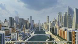ONO City 0.4 Minecraft Map & Project